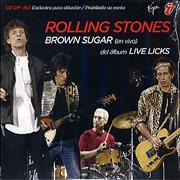 Click here for more info about 'Brown Sugar (En Vivo) - Sealed'