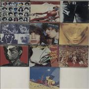 Click here for more info about 'Rolling Stones - Bubblegum Pack - Set Of Ten'