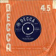 Click here for more info about 'Rolling Stones - Come On - 1st [b] - VG'