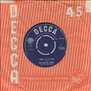 Click here for more info about 'Rolling Stones - Come On - 2nd'