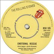 Click here for more info about 'Rolling Stones - Emotional Rescue'