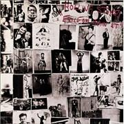 Rolling Stones Exile On Main Street - 180gm UK 2-LP vinyl set