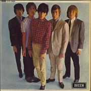 Click here for more info about 'Rolling Stones - Five By Five EP - 1st - VG'
