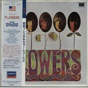 Click here for more info about 'Rolling Stones - Flowers - Red Vinyl'