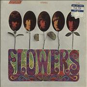Click here for more info about 'Rolling Stones - Flowers - shrink'
