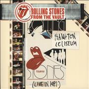 Click here for more info about 'Rolling Stones - From The Vault - Hampton Coliseum - Live In 1981 + Dvd'
