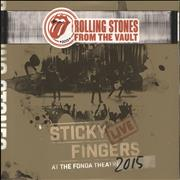 Click here for more info about 'Rolling Stones - From The Vault - Sticky Fingers Live At The Fonda Theatre 2015 + Dvd'