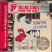 Click here for more info about 'Rolling Stones - From The Vault: Hampton Coliseum - Live 1981 (Bob Clearmountain Mix)'