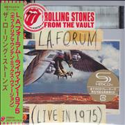 Click here for more info about 'Rolling Stones - From The Vault: L.A. Forum - Live 1975 (Bob Clearmountain Mix)'