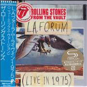 Click here for more info about 'Rolling Stones - From The Vault: L.A. Forum - Live 1975'