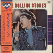 Click here for more info about 'Rolling Stones - Rolling Stones + Poster'