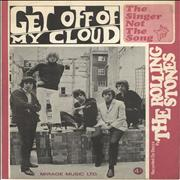 Click here for more info about 'Rolling Stones - Get Off Of My Cloud / The Singer Not The Song'