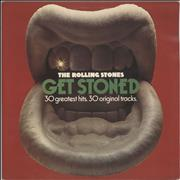 Click here for more info about 'Rolling Stones - Get Stoned - EX'
