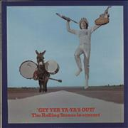 Click here for more info about 'Rolling Stones - Get Yer Ya-Ya's Out! - 2nd- EX'