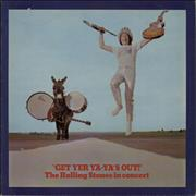 Click here for more info about 'Rolling Stones - Get Yer Ya-Ya's Out - Export Issue'