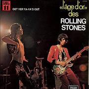 Click here for more info about 'Rolling Stones - Get Yer Ya-Ya's Out - «l'âge d'or» Vol 11'