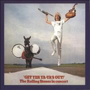 Click here for more info about 'Rolling Stones - Get Yer Ya-Ya's Out!'