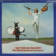Click here for more info about 'Rolling Stones - Get Yer Ya-ya's Out - Reissue'
