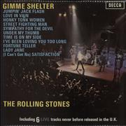 Click here for more info about 'Rolling Stones - Gimme Shelter - 2W - EX'