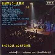 Click here for more info about 'Rolling Stones - Gimme Shelter - VG'