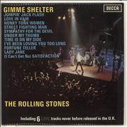 Click here for more info about 'Rolling Stones - Gimme Shelter - EX'