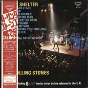 Click here for more info about 'Rolling Stones - Gimme Shelter - Narrow Obi'
