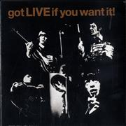 Click here for more info about 'Rolling Stones - Got Live If You Want It! - RSD14 - Sealed'