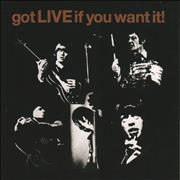 Click here for more info about 'Rolling Stones - Got Live If You Want It! - RSD14'