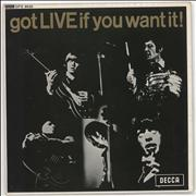 Click here for more info about 'Rolling Stones - Got Live If You Want It EP - 1972 Boxed'