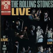 Click here for more info about 'Rolling Stones - Got Live If You Want It'