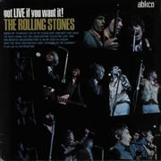 Click here for more info about 'Rolling Stones - Got Live If You Want It!'