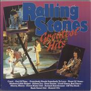 Click here for more info about 'Rolling Stones - Greatest Hits - EX'