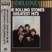 Click here for more info about 'Rolling Stones - Greatest Hits Deluxe Best Collection'