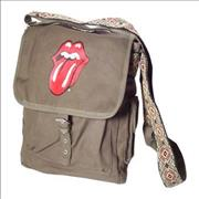 Click here for more info about 'Rolling Stones - Guitar Strap Green Messenger Bag'
