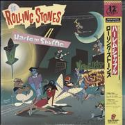 Click here for more info about 'Rolling Stones - Harlem Shuffle + Shrinkwrap'