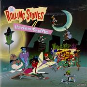 Click here for more info about 'Rolling Stones - Harlem Shuffle - Poster Sleeve'