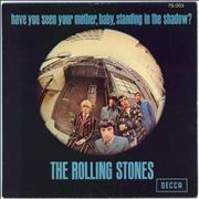 Click here for more info about 'Rolling Stones - Have You Seen Your Mother Baby - 10/66'