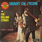 Click here for more info about 'Rolling Stones - Heart Of Stone - Golden Hit-Parade - 3m'