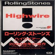Click here for more info about 'Rolling Stones - Highwire + Case'