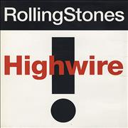 Click here for more info about 'Rolling Stones - Highwire - Gatefold'