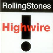 Click here for more info about 'Rolling Stones - Highwire'