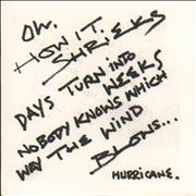 Click here for more info about 'Rolling Stones - Hurricane'