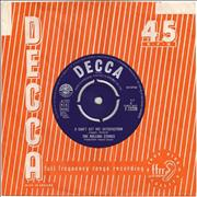Click here for more info about 'Rolling Stones - (I Can't Get No) Satisfaction - 1st (b)'
