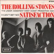 Click here for more info about 'Rolling Stones - (I Can't Get No) Satisfaction - 1st'