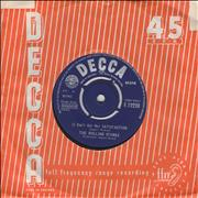 Click here for more info about 'Rolling Stones - (I Can't Get No) Satisfaction - 1st - Label A'