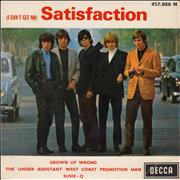 Click here for more info about 'Rolling Stones - (I Can't Get No) Satisfaction'