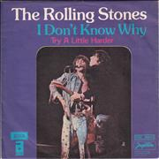 Click here for more info about 'Rolling Stones - I Don't Know Why'