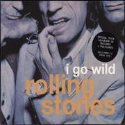 Click here for more info about 'Rolling Stones - I Go Wild + Postcards'