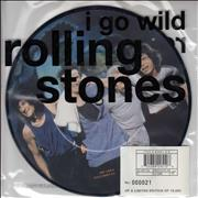 Click here for more info about 'Rolling Stones - I Go Wild - Low Numbers 21~25'