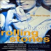 Click here for more info about 'Rolling Stones - I Go Wild - The New Single'